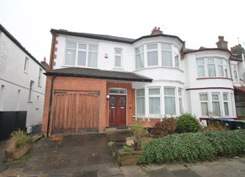 Thumbnail 5 bed end terrace house to rent in Cranley Gardens, Palmers Green, London
