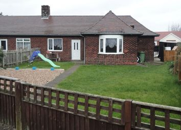 Thumbnail 2 bedroom bungalow for sale in Coronation Drive, Shirebrook, Mansfield, Nottinghamshire