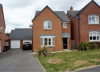 Thumbnail 3 bed detached house for sale in Jackson Road, Bagworth
