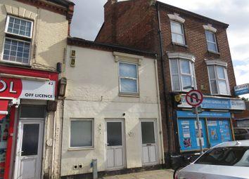 Thumbnail 1 bedroom flat for sale in Barrack Road, Northampton