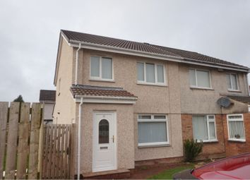 Thumbnail 3 bedroom semi-detached house to rent in Allan Court, Glasgow