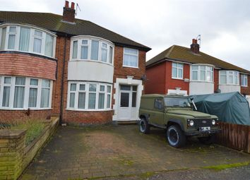 3 bed semi-detached house for sale in Belvoir Drive East, Leicester LE2