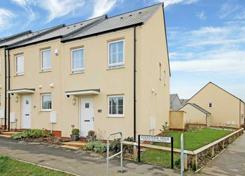 Thumbnail 2 bed end terrace house for sale in Eddystone Walk, St. Martin, Looe
