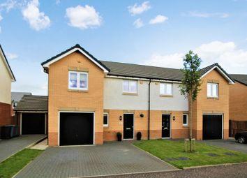 Thumbnail 3 bedroom villa for sale in Ravenscliff Road, Motherwell