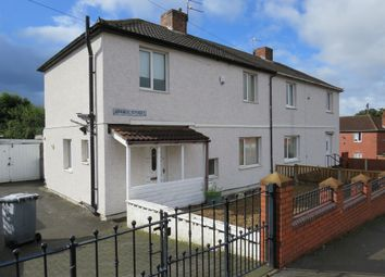 Thumbnail 2 bed semi-detached house for sale in Grange Street, Thurnscoe, Rotherham