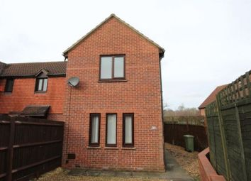 Thumbnail 2 bed terraced house to rent in Robertson Close, Shenley Church End, Milton Keynes