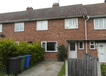 Thumbnail 3 bed property to rent in Europa Road, Lowestoft