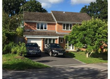 Thumbnail 5 bed detached house for sale in Aggis Farm, Verwood