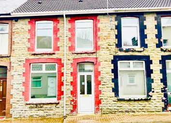 Thumbnail 2 bed property to rent in Alexandra Terrace, Cwmaman, Aberdare