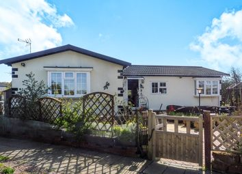 Thumbnail 3 bedroom mobile/park home for sale in Hollins Park, Quatford, Bridgnorth