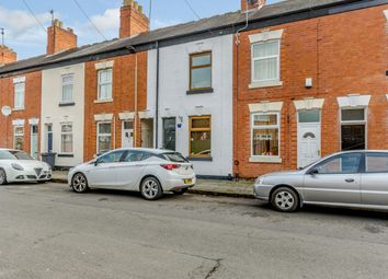 Thumbnail 2 bed terraced house for sale in Mostyn Street, Leicester, Leicester