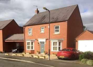 Thumbnail 4 bed detached house for sale in Addison Drive, Stratford-Upon-Avon