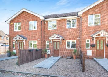 Thumbnail 3 bedroom terraced house for sale in Brook Close, Ewell, Epsom