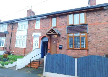 Thumbnail 2 bed terraced house for sale in Princes Street, Stone