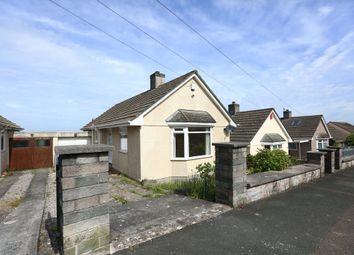 Thumbnail 2 bed detached bungalow for sale in Lippell Drive, Plymstock, Plymouth