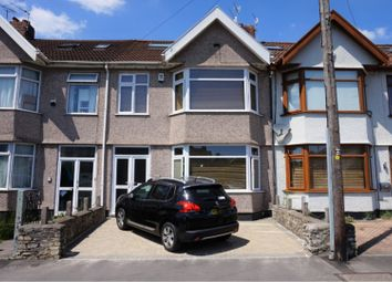 Thumbnail 5 bed terraced house for sale in Hendre Road, Ashton