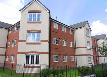 Thumbnail 2 bedroom flat to rent in Ruskin Court, Farnworth