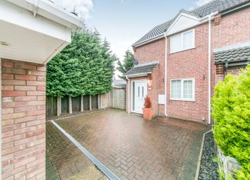 Thumbnail 2 bed semi-detached house to rent in Lowry Gardens, Ipswich