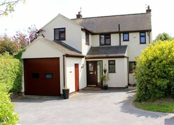 Thumbnail 4 bedroom detached house for sale in Close Lane, Alsager, Stoke-On-Trent