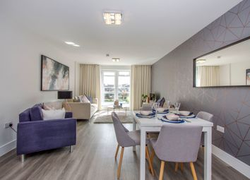 Thumbnail 2 bed flat for sale in Plot Wallace House, Carter's Quay, Poole, Dorset