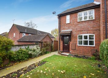 Thumbnail 3 bed end terrace house for sale in Cromwell Close, Faringdon