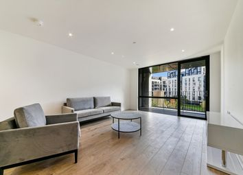 Thumbnail 3 bedroom flat to rent in Waterman House, New Garden Quarter, Stratford