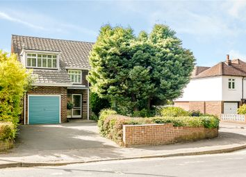 Thumbnail 4 bed detached house for sale in Bradbourne Park Road, Sevenoaks, Kent