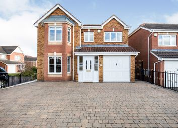 Thumbnail 4 bed detached house for sale in Scholes Field Close, Scholes, Rotherham