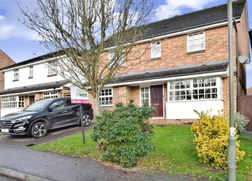Thumbnail 4 bed detached house for sale in Abinger Drive, Redhill, Surrey