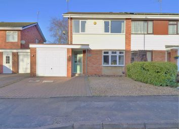 Thumbnail 3 bed semi-detached house for sale in Wulfric Close, Penrkidge, Stafford