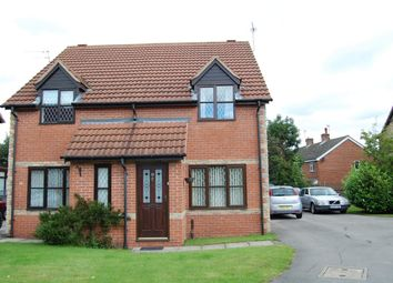 Thumbnail 2 bedroom semi-detached house to rent in Redhill Court, Belper, Derbyshire