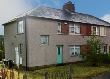 Thumbnail 4 bed semi-detached house for sale in North Dean Road, Keighley, West Yorkshire