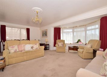 Thumbnail 3 bed detached bungalow for sale in Tritton Gardens, Dymchurch, Kent