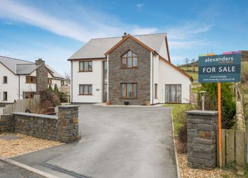 Thumbnail 4 bed detached house for sale in Bachyrhew, Rhydyfelin, Aberystwyth