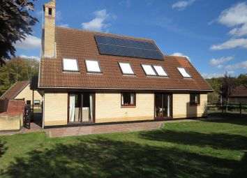 Thumbnail 4 bed detached house for sale in Chisenhale, Orton Waterville, Peterborough