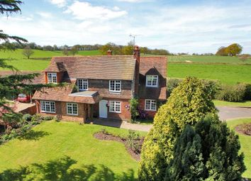 Thumbnail 4 bed detached house for sale in Churn Lane, Horsmonden, Kent