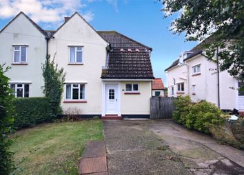 Thumbnail 3 bed semi-detached house to rent in Bradfield Avenue, Hadleigh, Suffolk