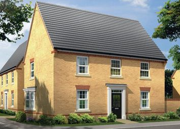 """Thumbnail 4 bed detached house for sale in """"Cornell"""" at Stonnyland Drive, Lichfield"""