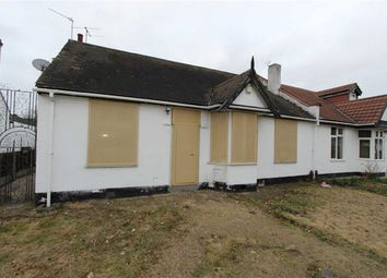 Thumbnail 4 bed semi-detached bungalow for sale in Morrab Gardens, Ilford, Essex