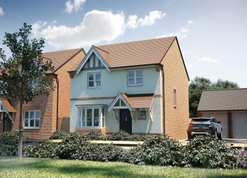 """Thumbnail 4 bed detached house for sale in """"The Tattershall"""" at Penny Lane, Amesbury, Salisbury"""
