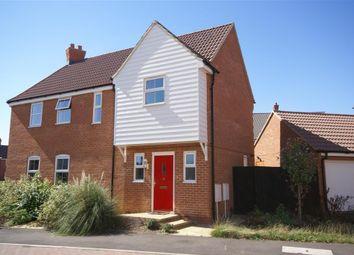 Thumbnail 3 bed semi-detached house to rent in Langridge Circle, Watlington