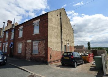 Thumbnail 4 bed semi-detached house for sale in Church Street West, Pinxton, Nottingham, Derbyshire