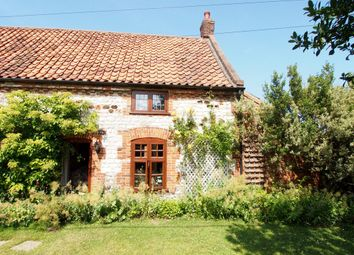 Thumbnail 1 bedroom cottage to rent in Kirkgate Street, Holme, Hunstanton