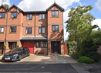 Thumbnail 4 bed terraced house for sale in Evans Close, Didsbury, Manchester