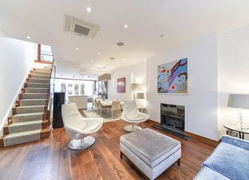 Thumbnail 4 bed terraced house to rent in Radnor Walk, Chelsea