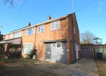 3 bed semi-detached house for sale in Cow Lane, Fulbourn, Cambridge CB21