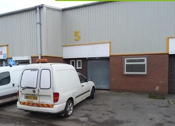 Thumbnail Light industrial to let in Unit 5 Dewsbury Road, Fenton, Stoke On Trent