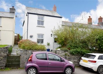 Thumbnail 3 bed end terrace house for sale in Medrose Street, Delabole