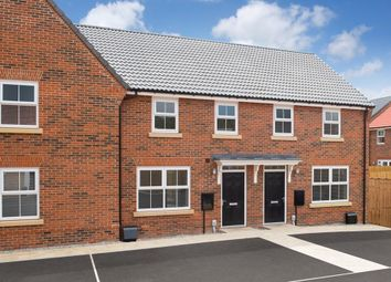 "Thumbnail 3 bed end terrace house for sale in ""Archford"" at Whitby Road, Pickering"