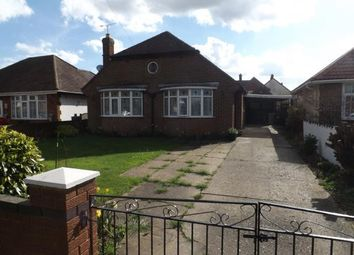 Thumbnail 3 bed bungalow for sale in Burgh Road, Skegness